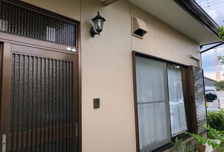 昭和町 外壁塗装