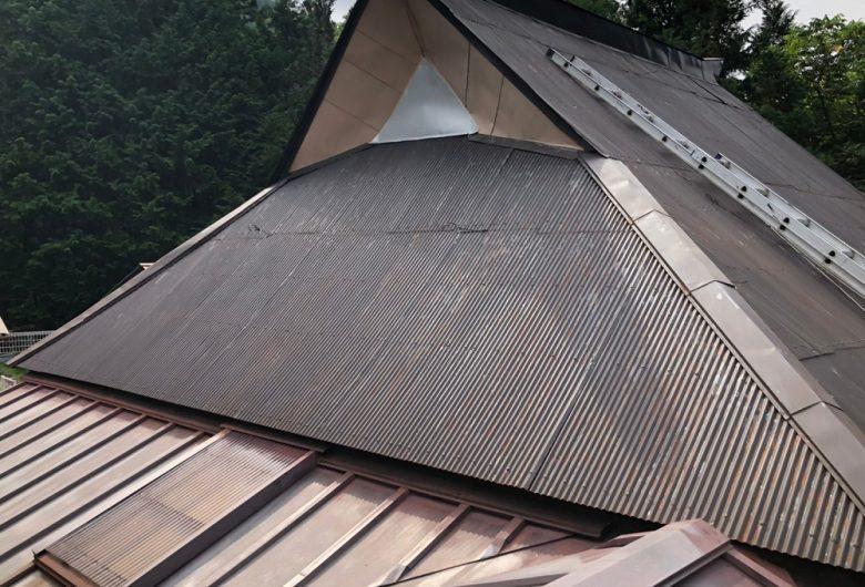山梨県 屋根塗装