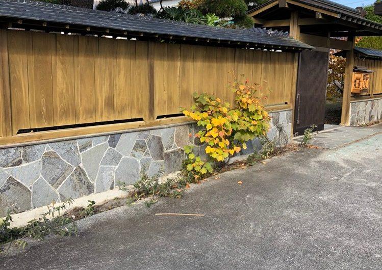 南アルプス市 外壁塗装